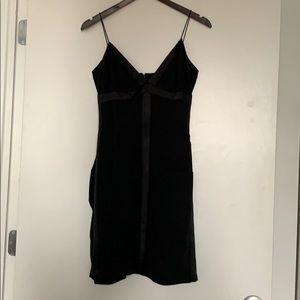 Nicole Miller Black cocktail dress 6